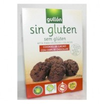 si- GULLON COOKIES CACAO CON CHIPS